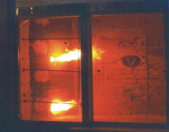 Αυτόματες πυράντοχες πόρτες